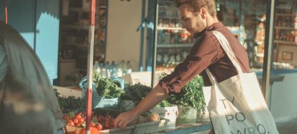 zdrowa żywność bazar komandor