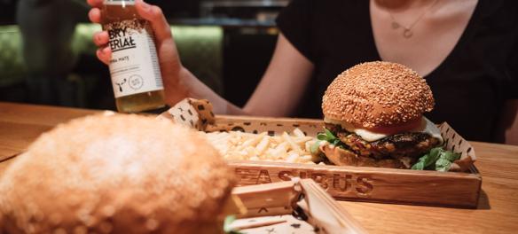 burgery we wrocławiu