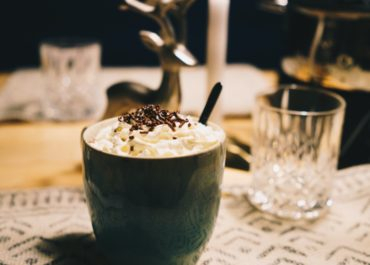 gorąca czekolada typowro